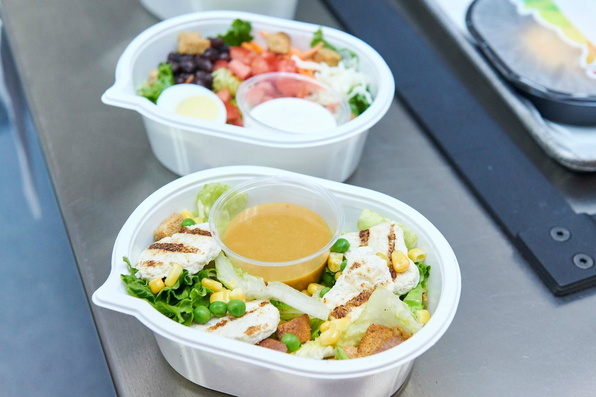 kid friendly meals at school lunch
