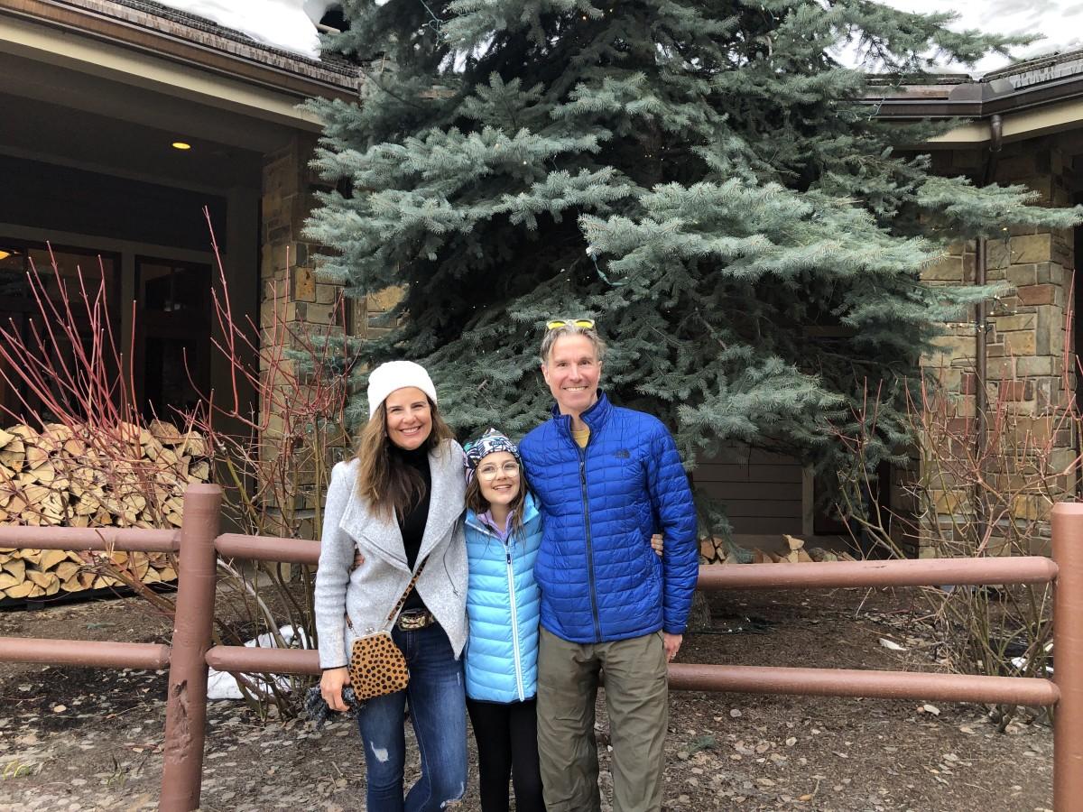 Family Ski Trip Four Seasons Jackson Hole