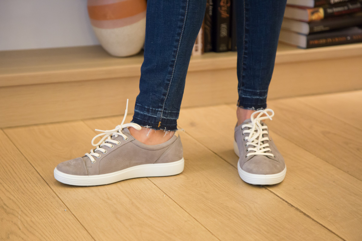 The Perfect Spring Sneakers