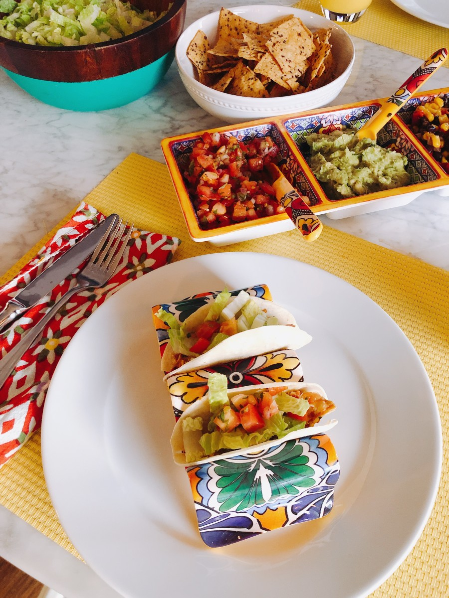 Easy Cinco de Mayo Taco Party