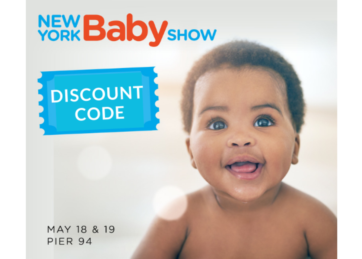 NYBS SHOW DISCOUNT CODE