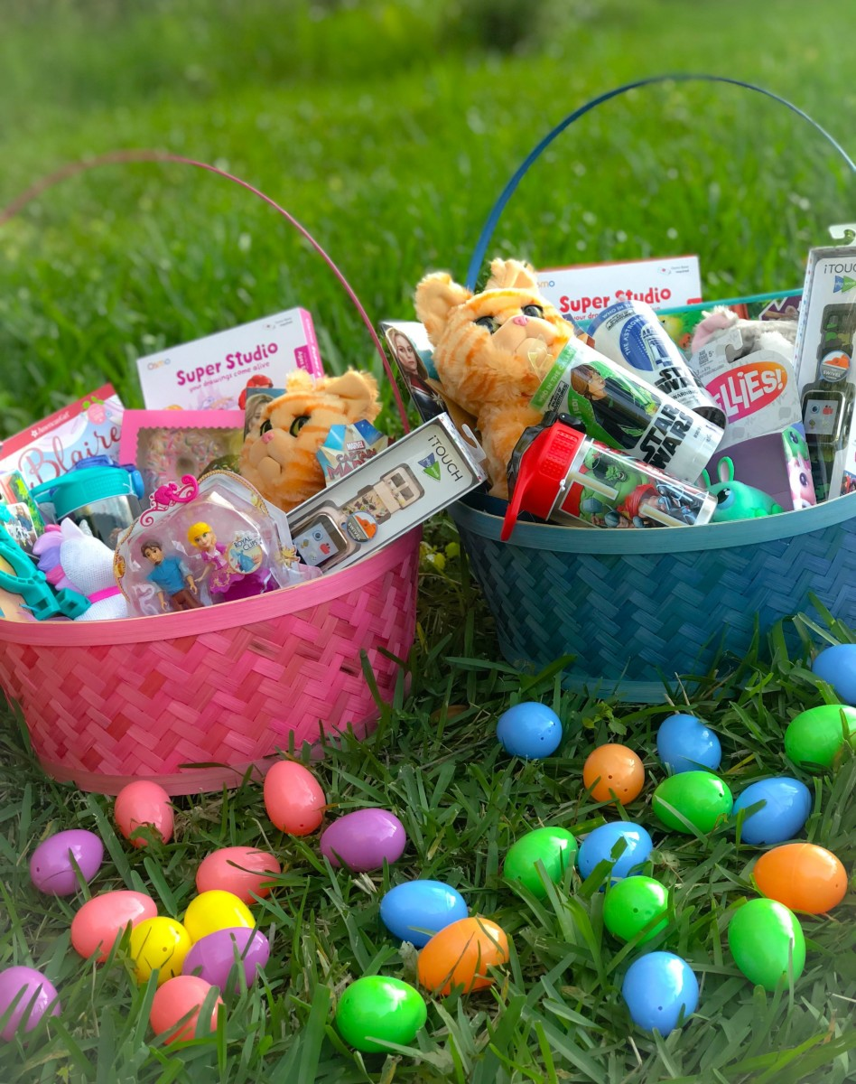 easter basket fillers for boy easter baskets and girl easter baskets