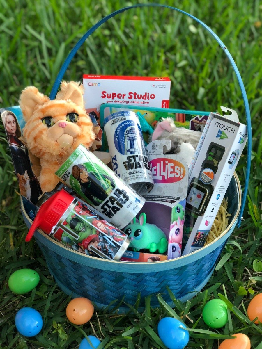 easter basket surprises for boys