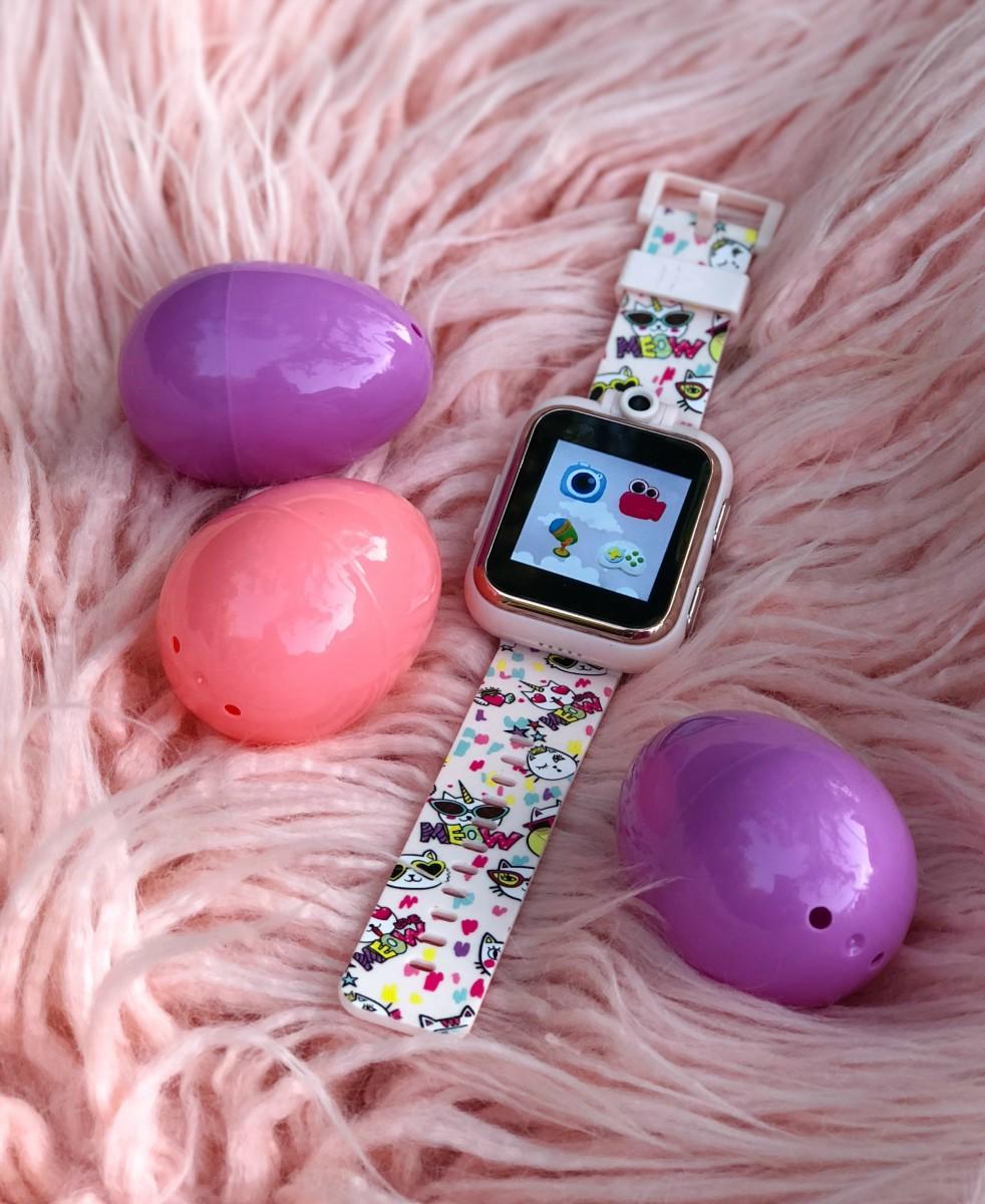 smartzoom cat print smartwatch