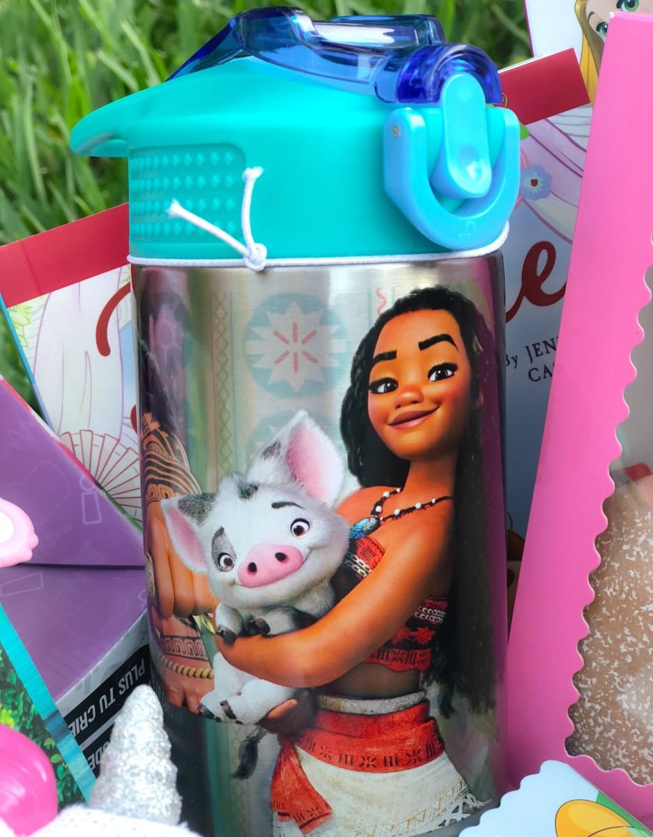 moana water bottle