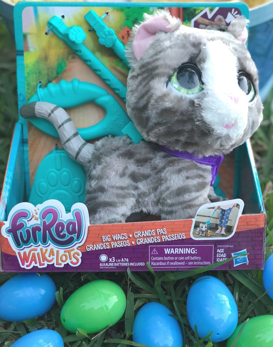 furreal walkalots toy