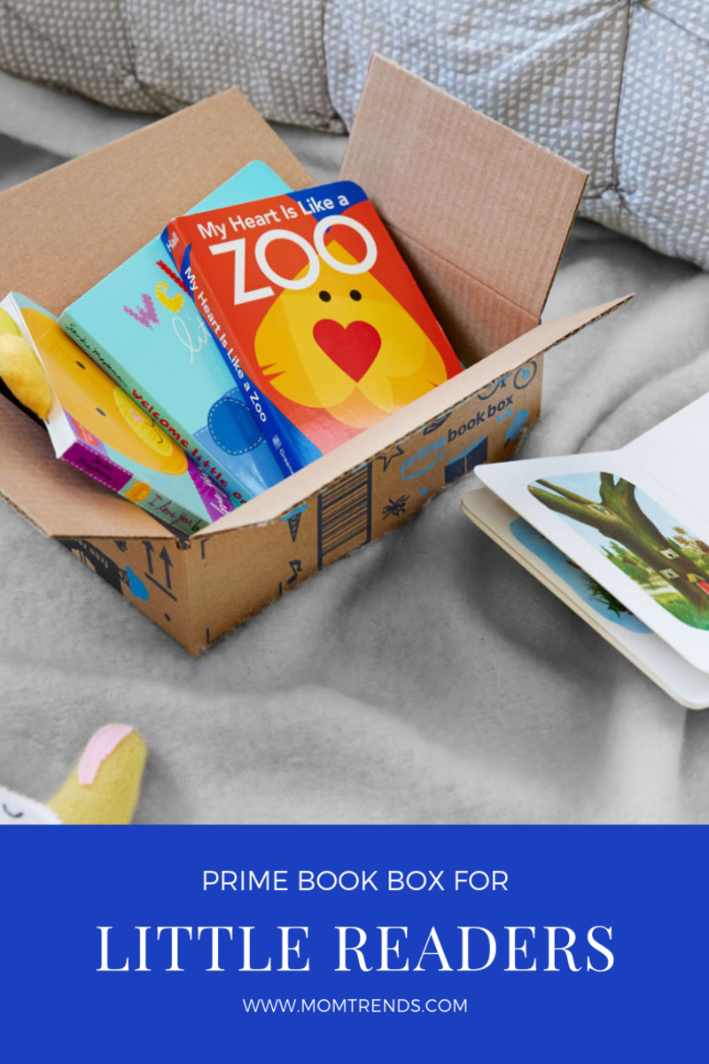 amazon prime book box for little readers