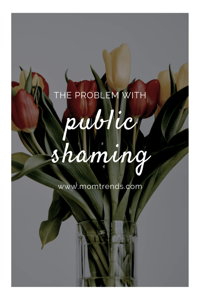 public shaming pitfalls