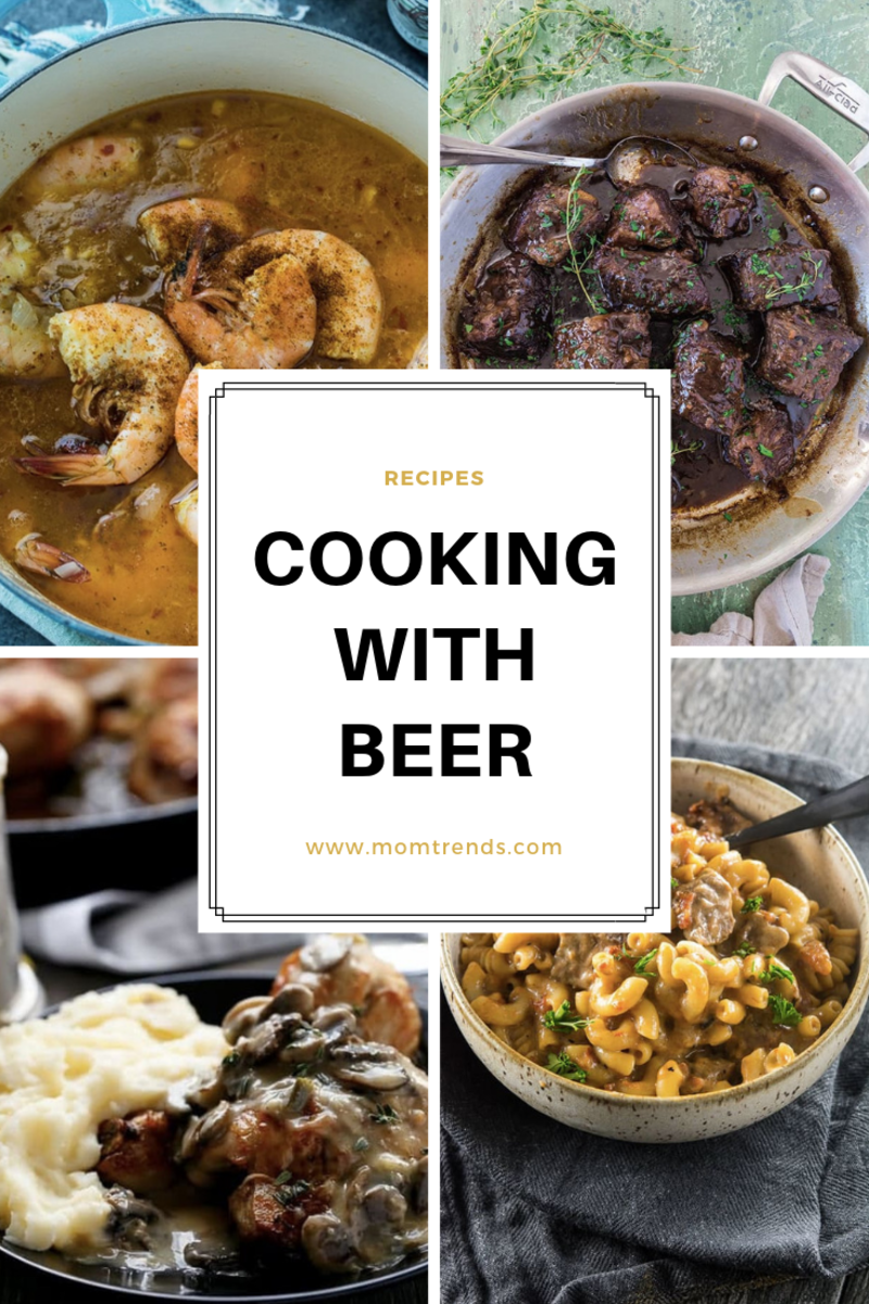 the best cooking with beer recipes