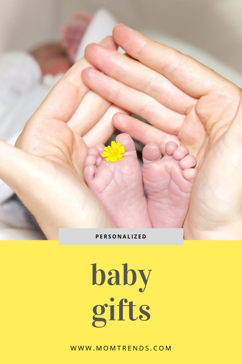 personalized baby gift ideas