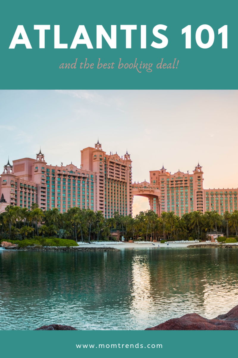 atlantis travel guide and tips