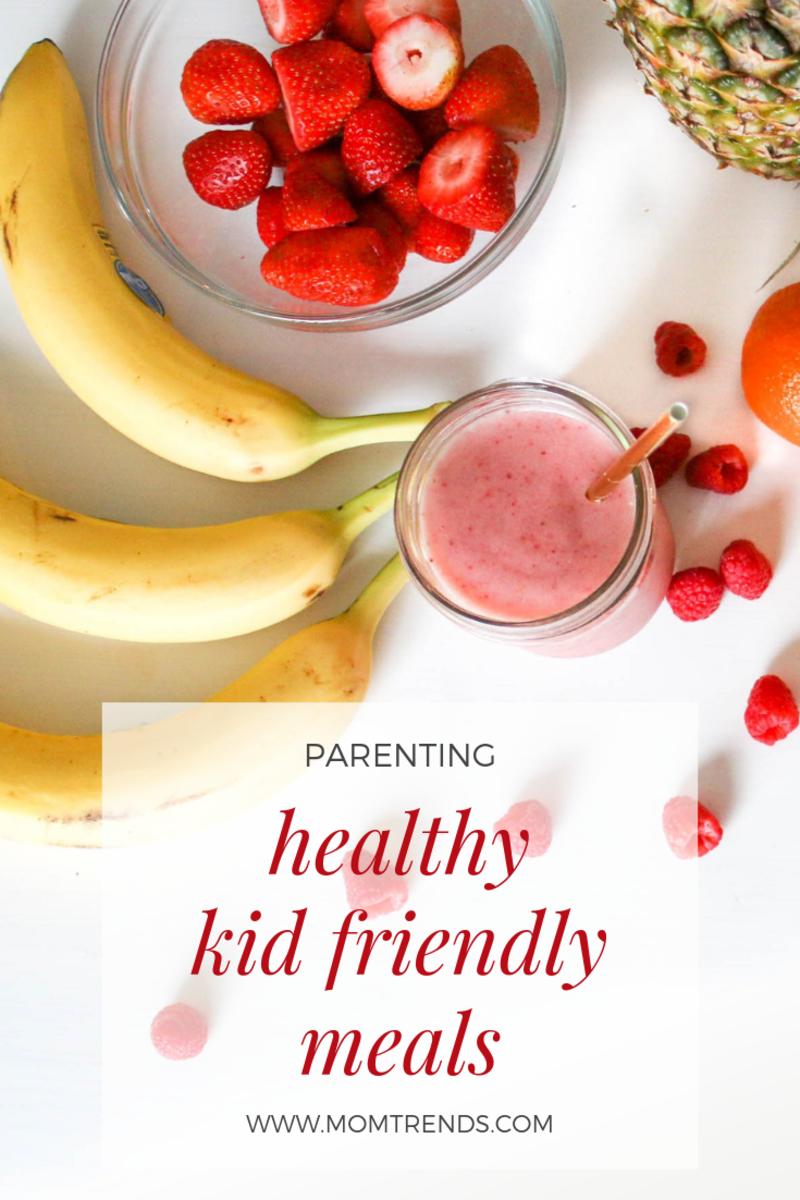 healthy kid meal ideas
