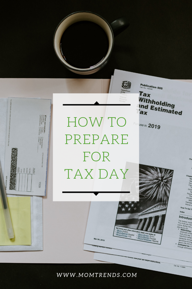 tax day tips
