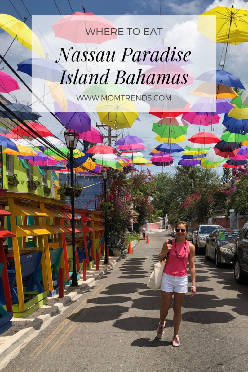 places to eat in the bahamas