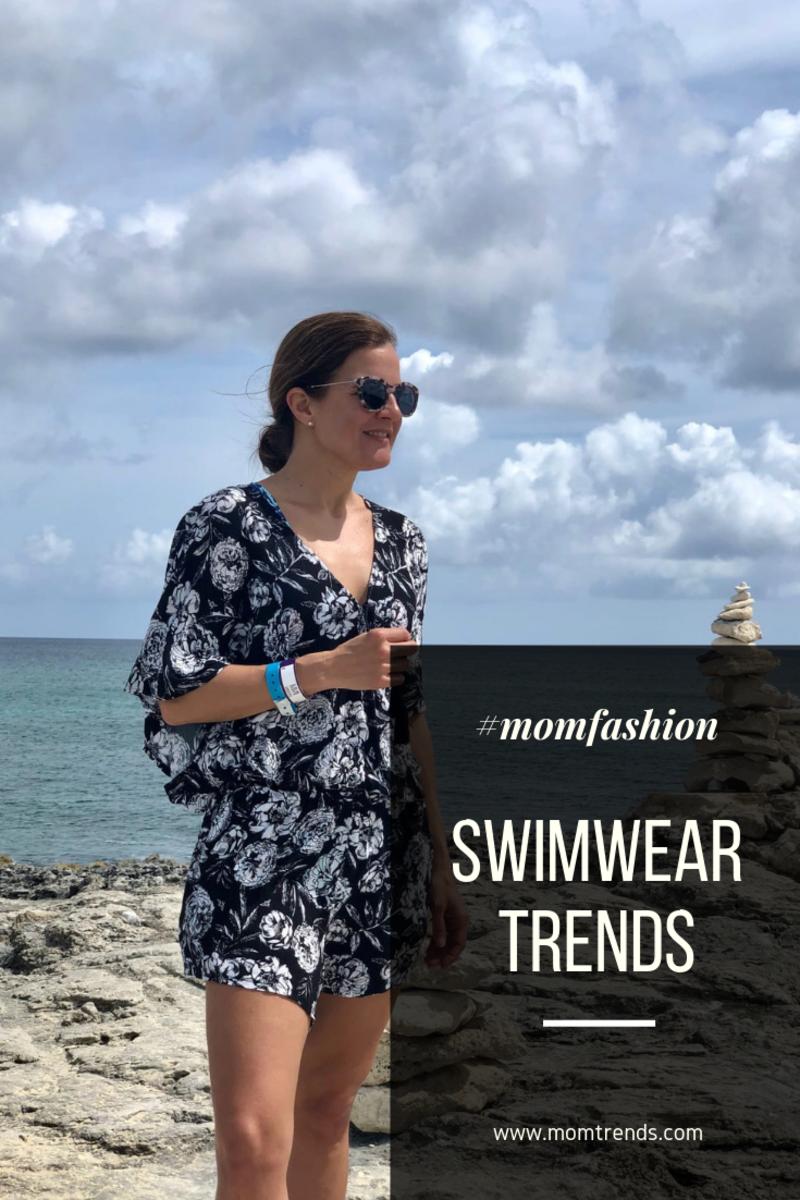 swimwear trends for moms