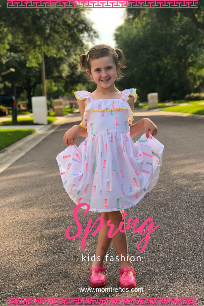 spring kids fashion ideas