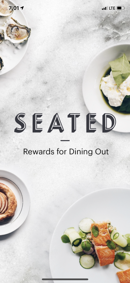 Seated Restaurant App Review
