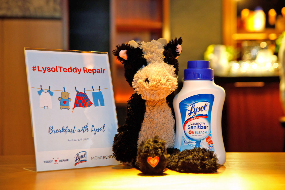 How to use Lysol Laundry Sanitizer