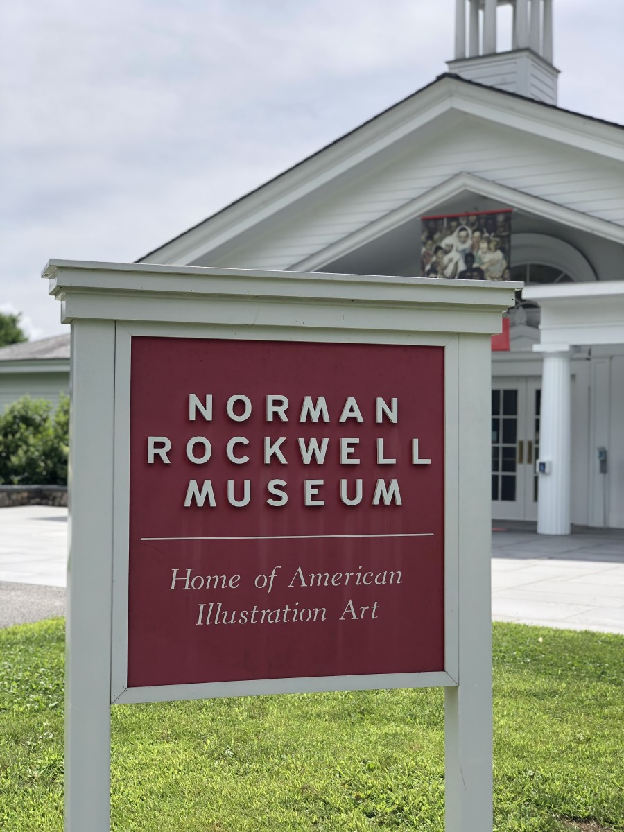 Plan Your Visit to the Norman Rockwell Museum