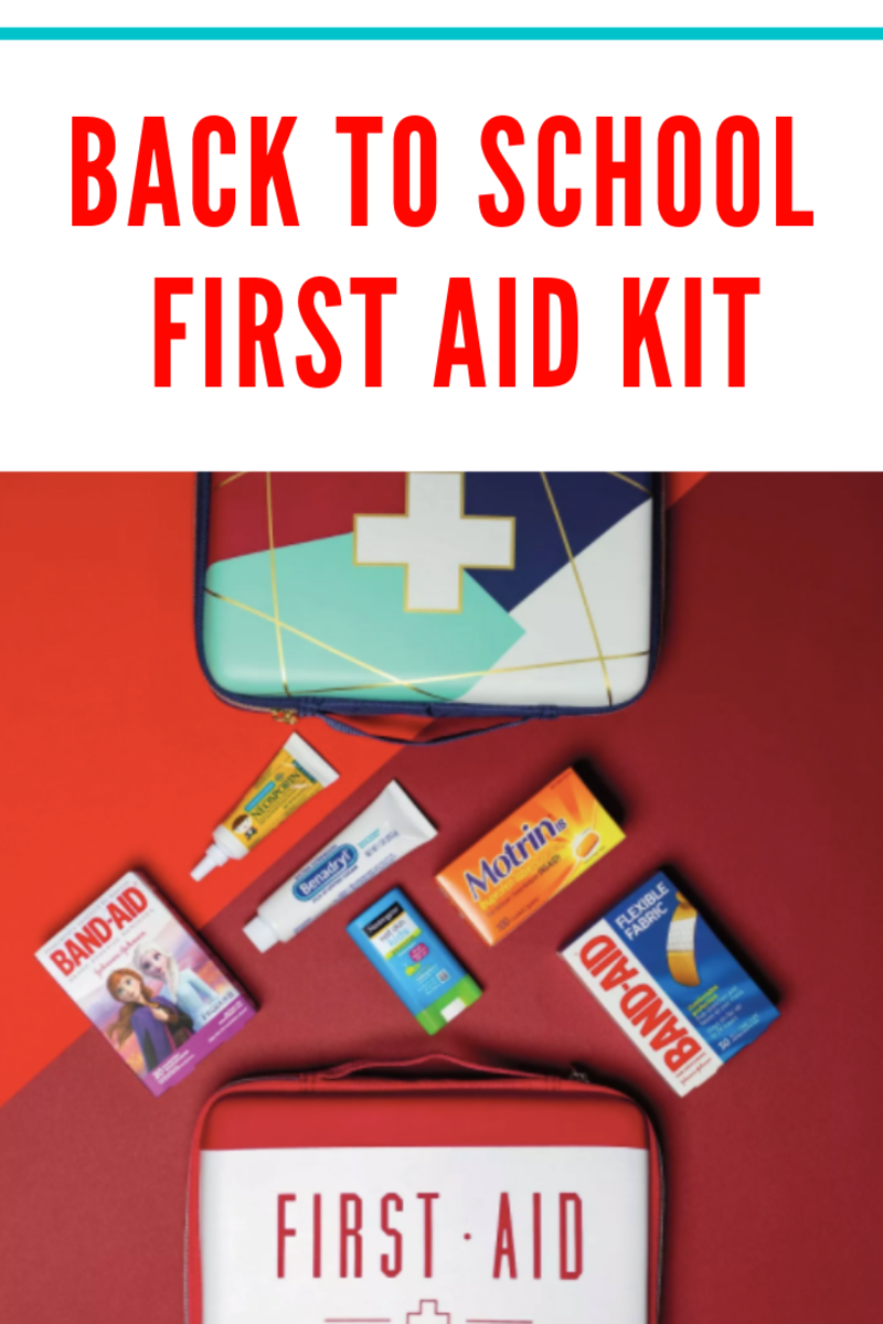 Be Prepared for Back to School with the Right First Aid Kit