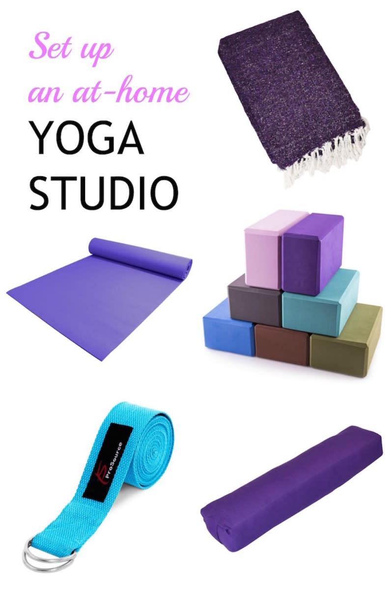 at-home-yoga-studio