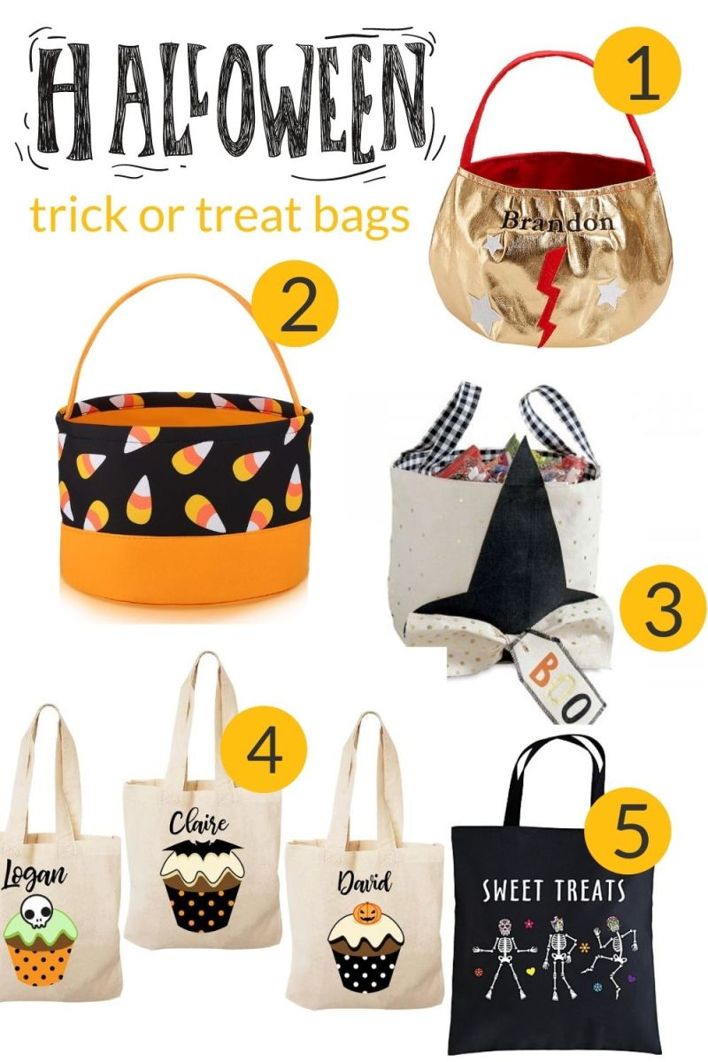 Our Favorite Halloween Treat Bags