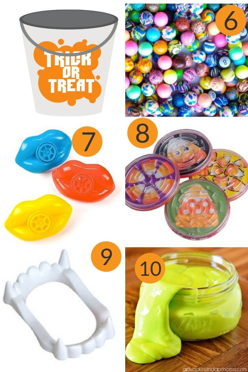 10 Non-Candy Halloween Treats To Give Out