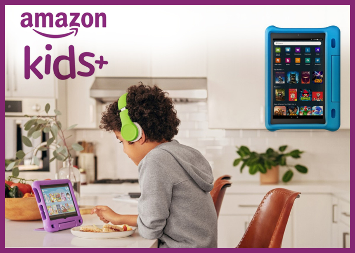 Amazon Solutions to Help Parents with Distance Learning