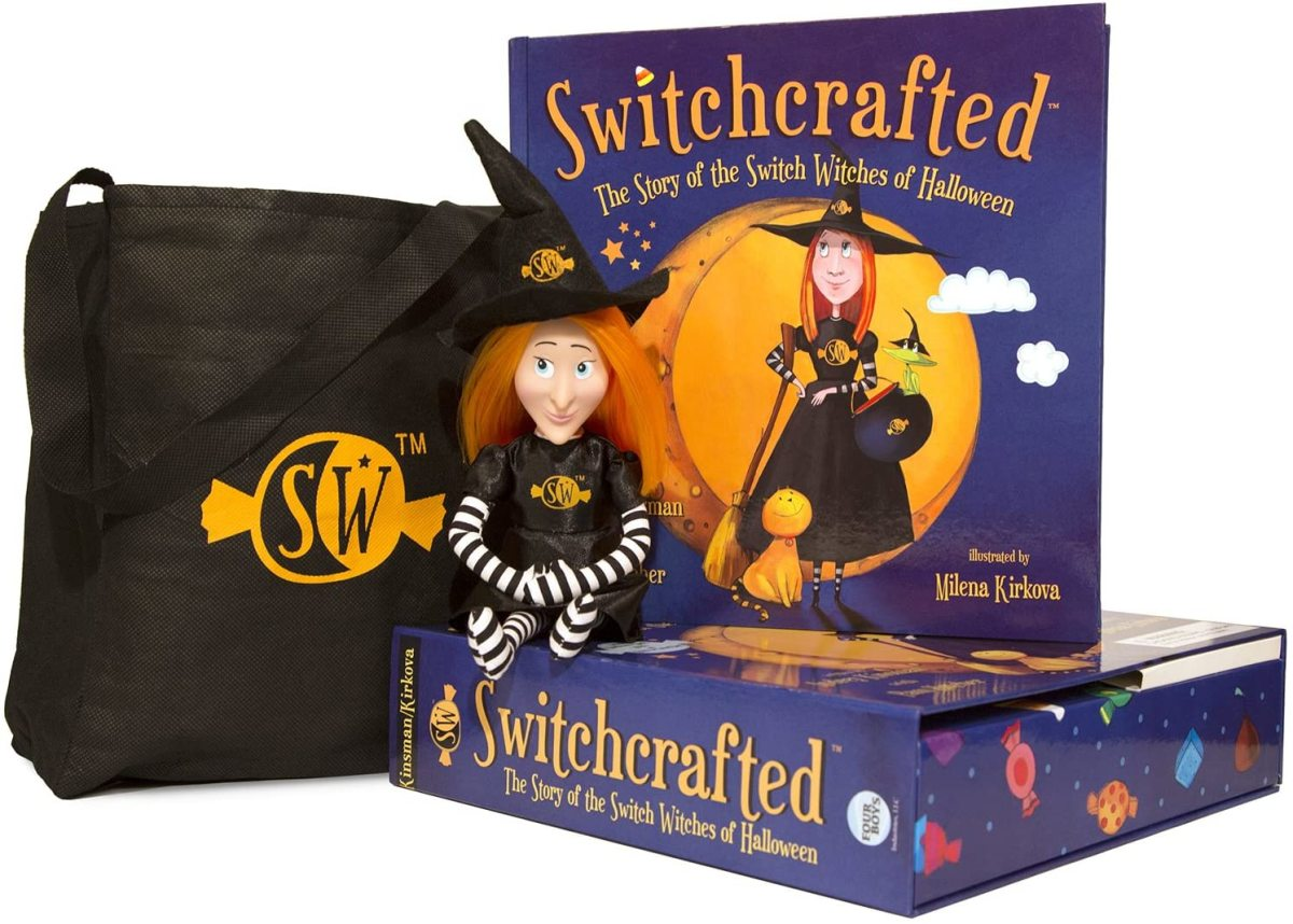 Switchcrafted: The Story of the Switch Witches of Halloween