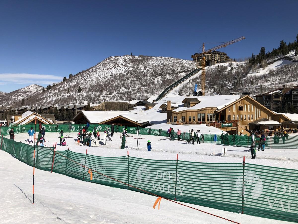 Deer Valley Ski Resort for Families