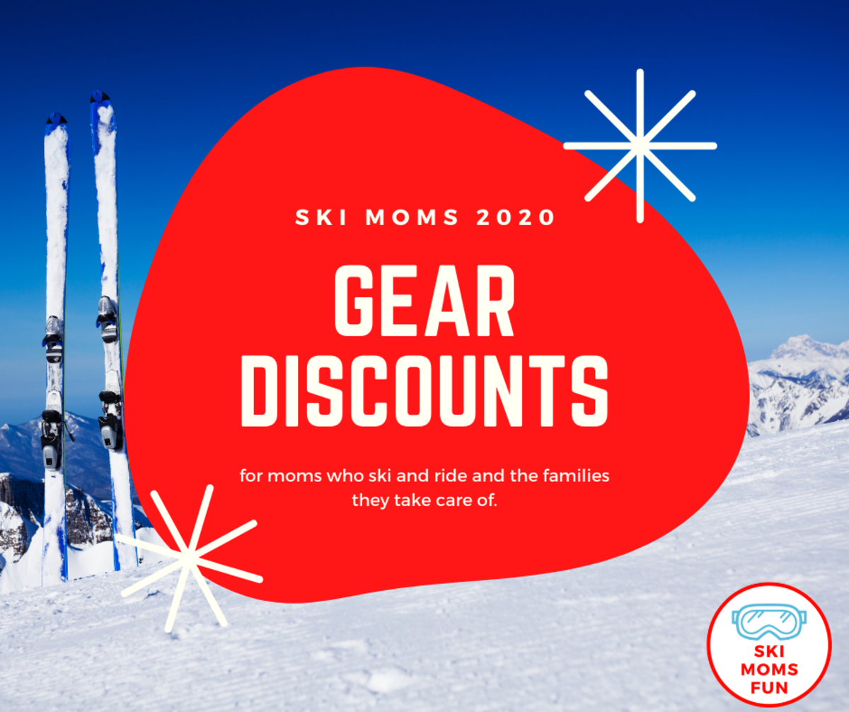 Discounts on Gear and Apparel for Ski Moms