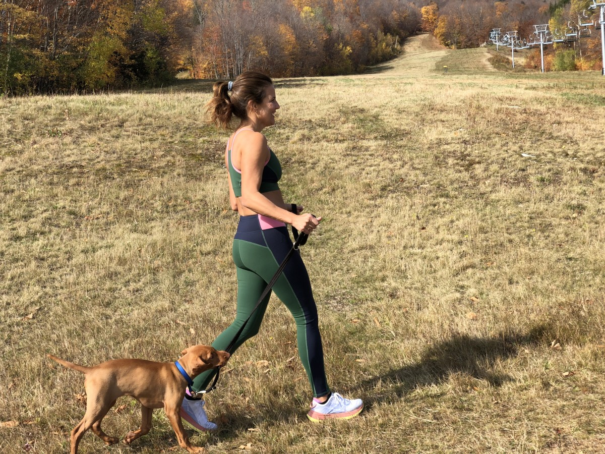 What I'm Wearing from the Boden Active Line