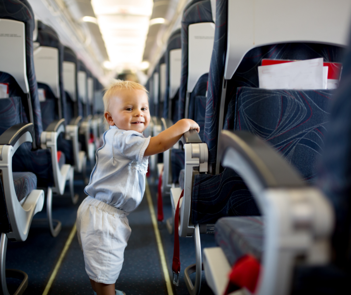 Traveling tips with your Baby in Tow