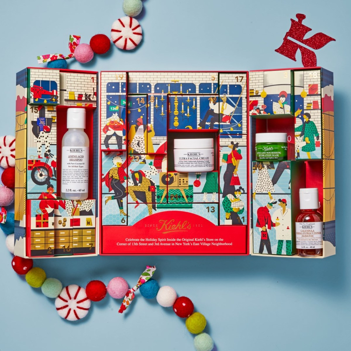The Best Beauty Advent Calendars for Moms