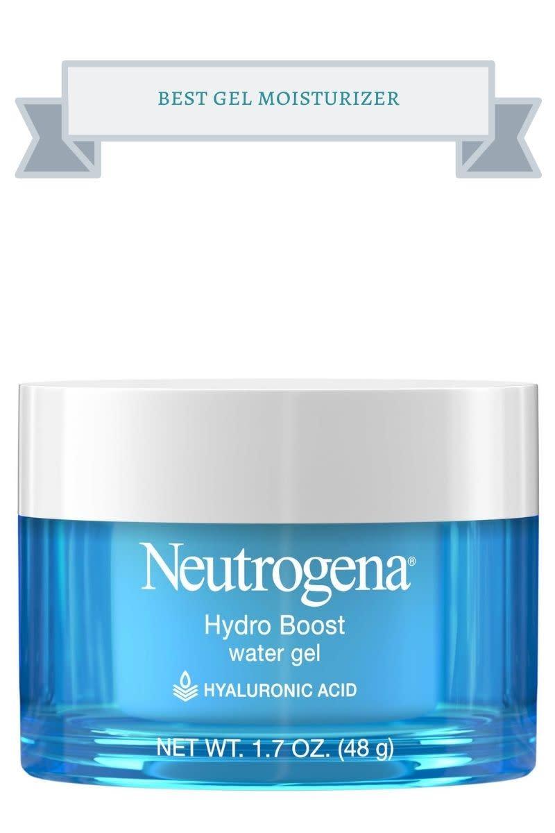 best gel moisturizer