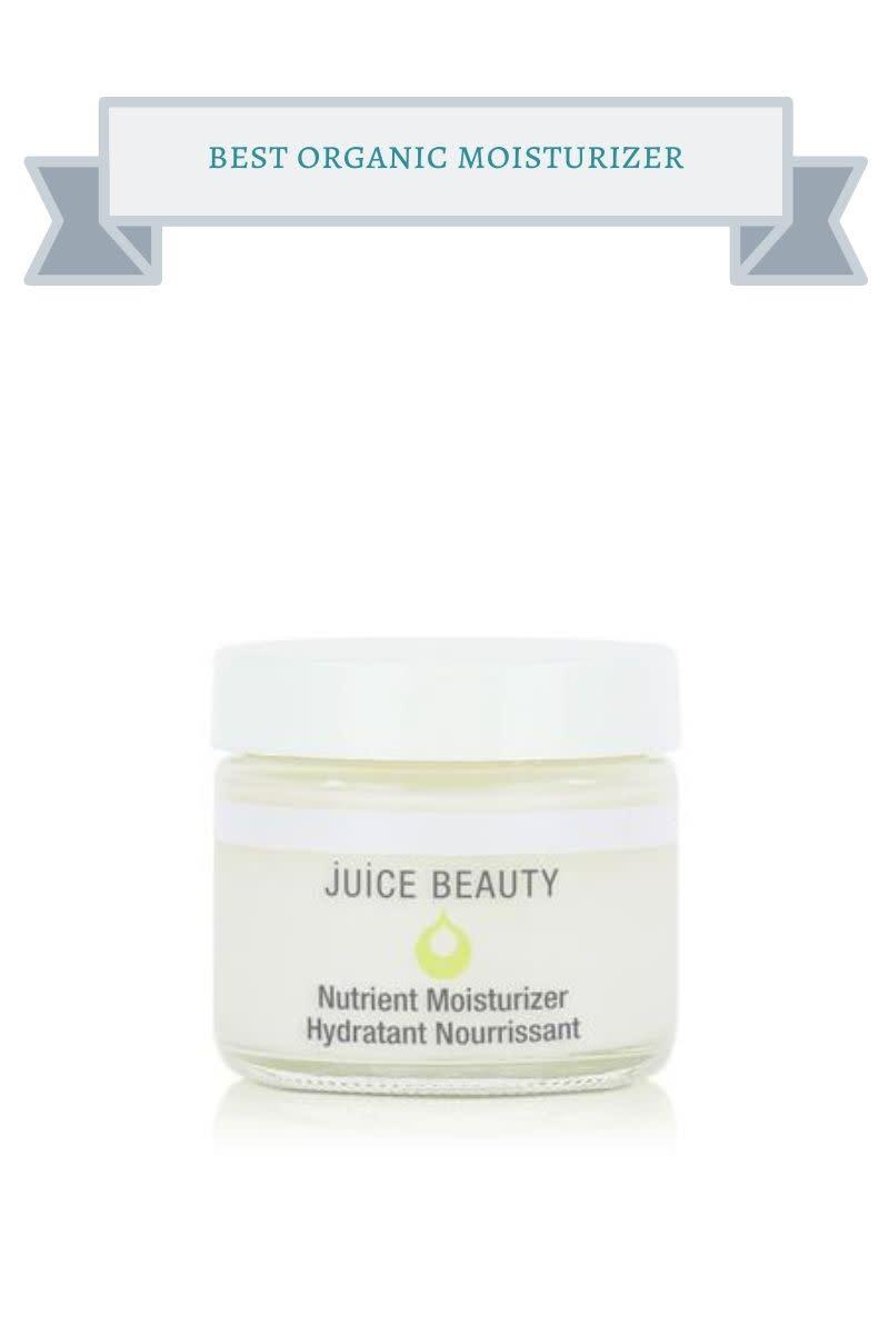 best organic moisturizer