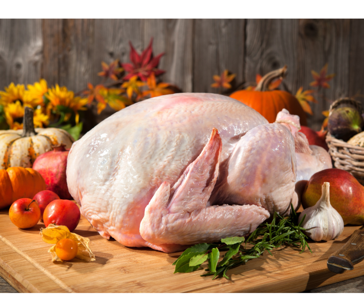 Thanksgiving Turkey Preparation Safe Thawing Basics