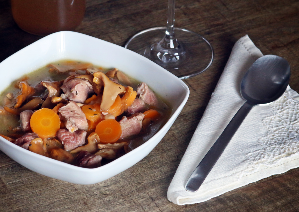 Turkey Stew Recipe
