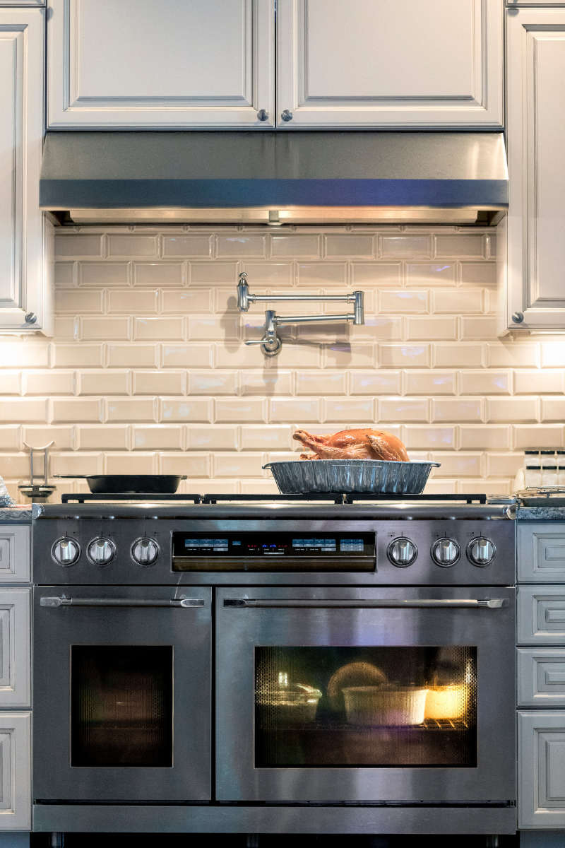 thanksgiving kitchen organization tips