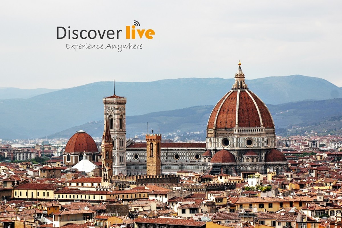 DISCOVER LIVE (VIRTUAL TRAVEL EXPERIENCE)
