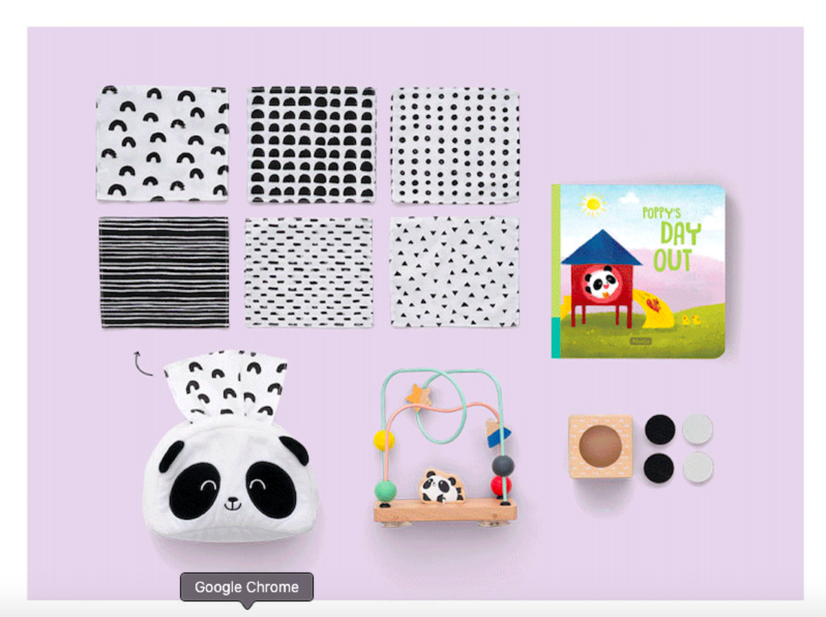 Panda Crate