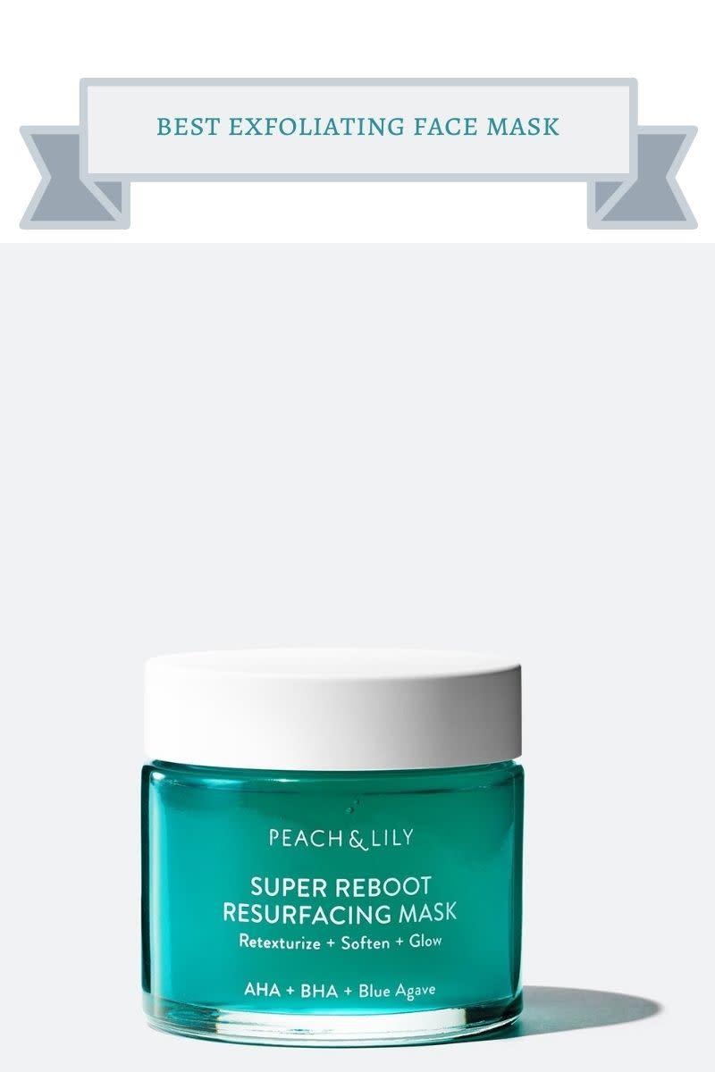 best exfoliating face mask