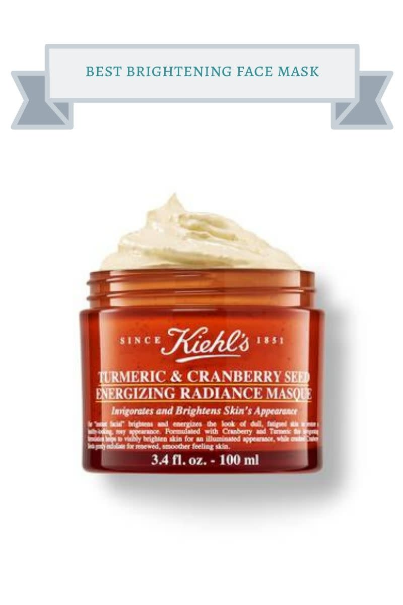 the best brightening face mask