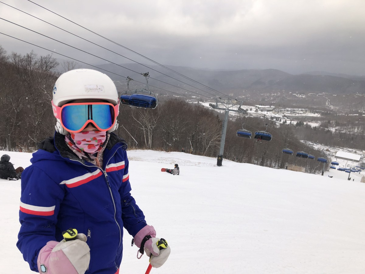 Early Season Skiing at Killington Vermont