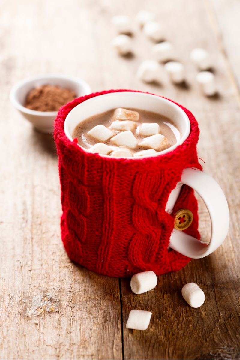 Giftable Amaretto Hot Cocoa Recipe