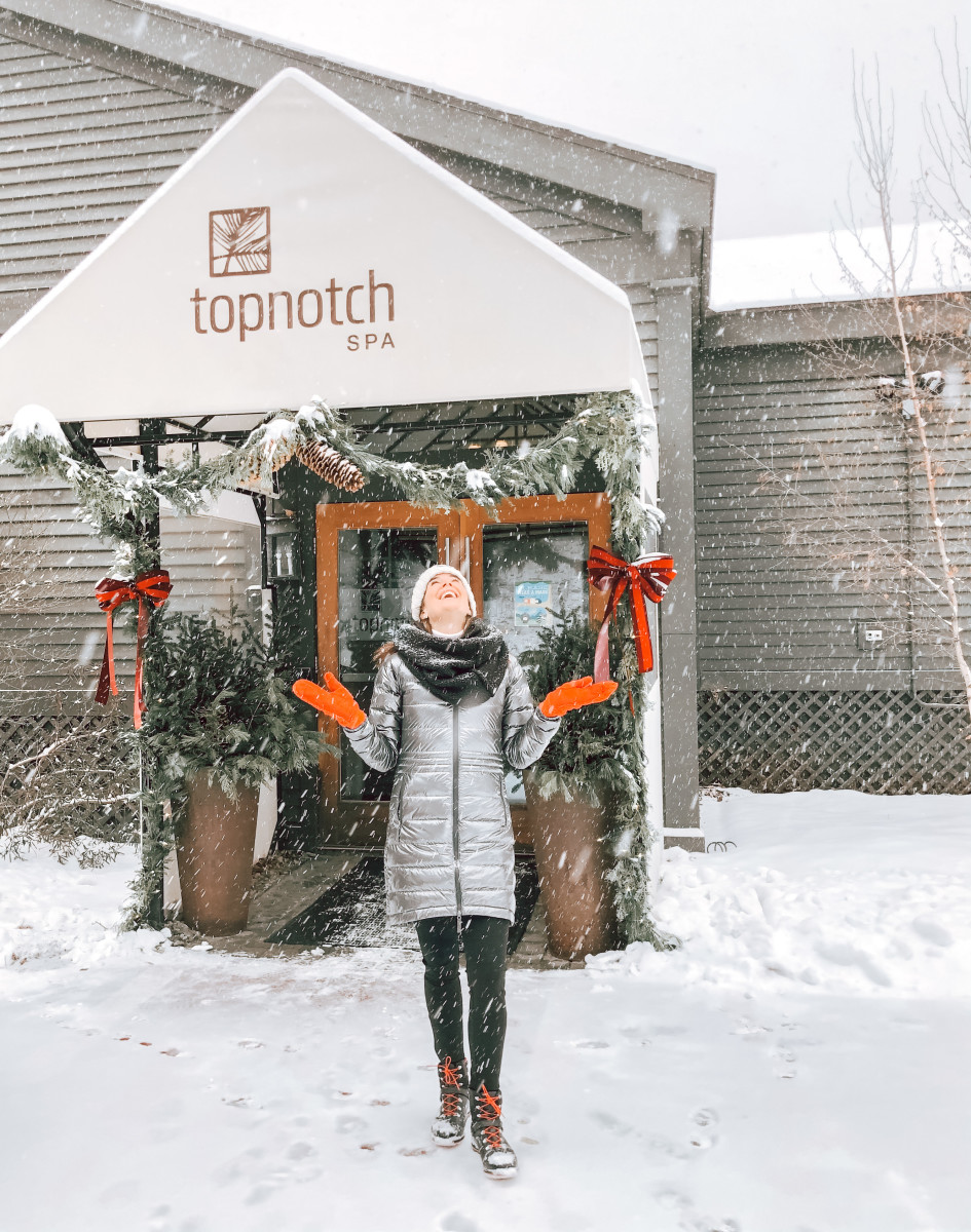 Topnotch spa vacation is a perfect Vermont winter getaway