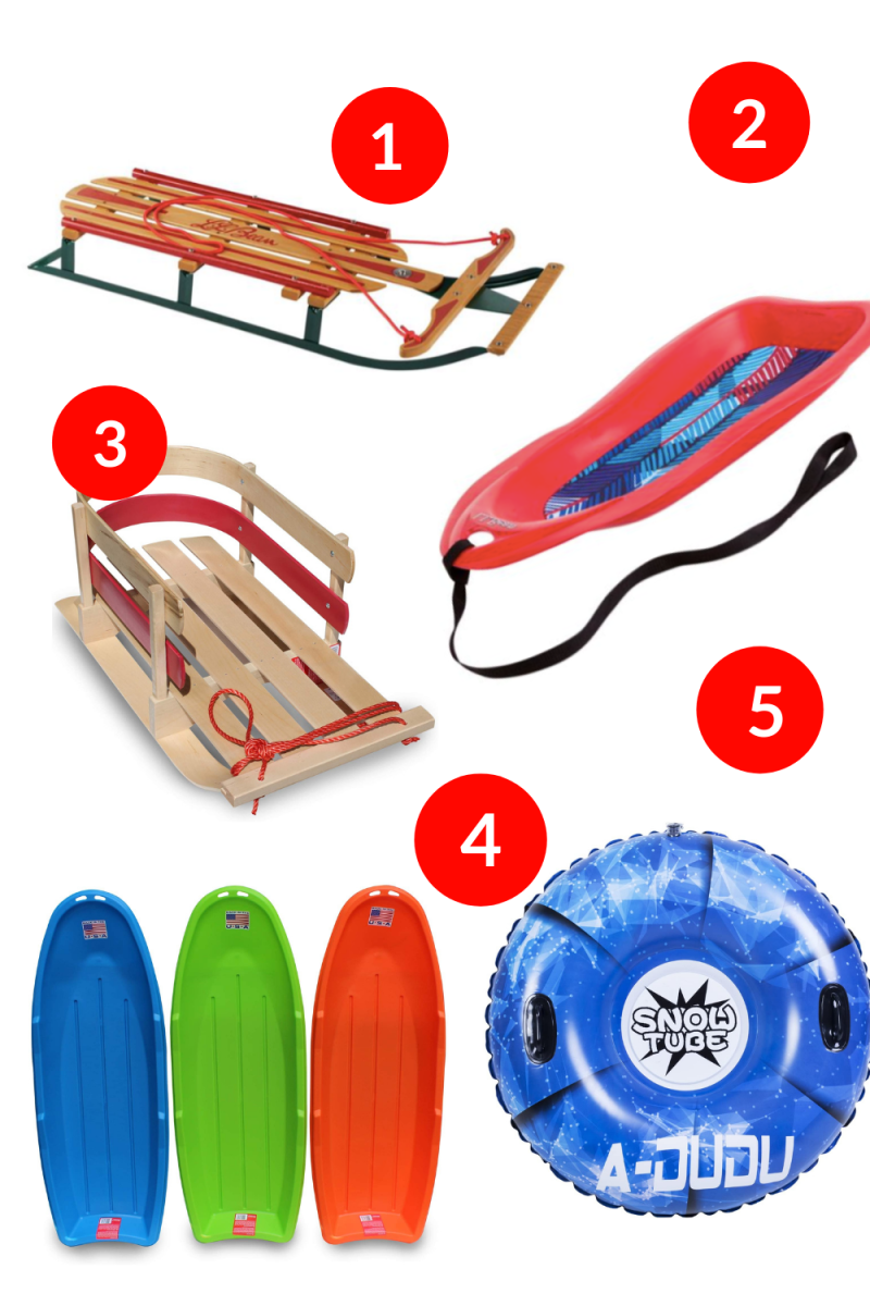 Best Sleds for Winter