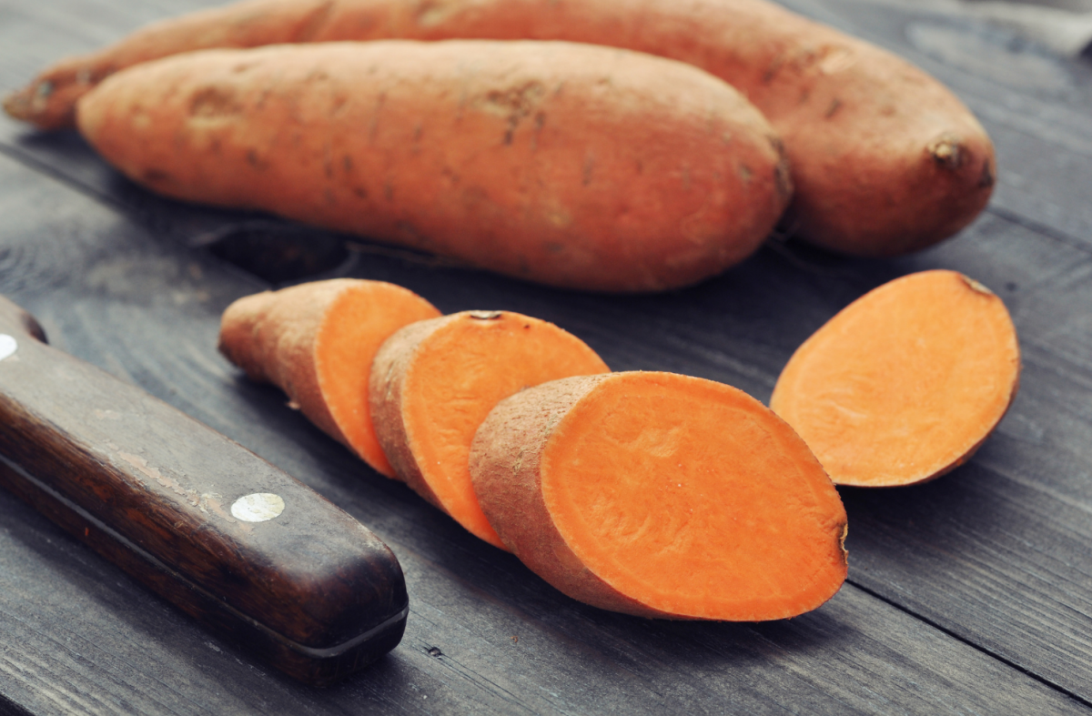 Quick and Easy Sweet Potato Side Dish