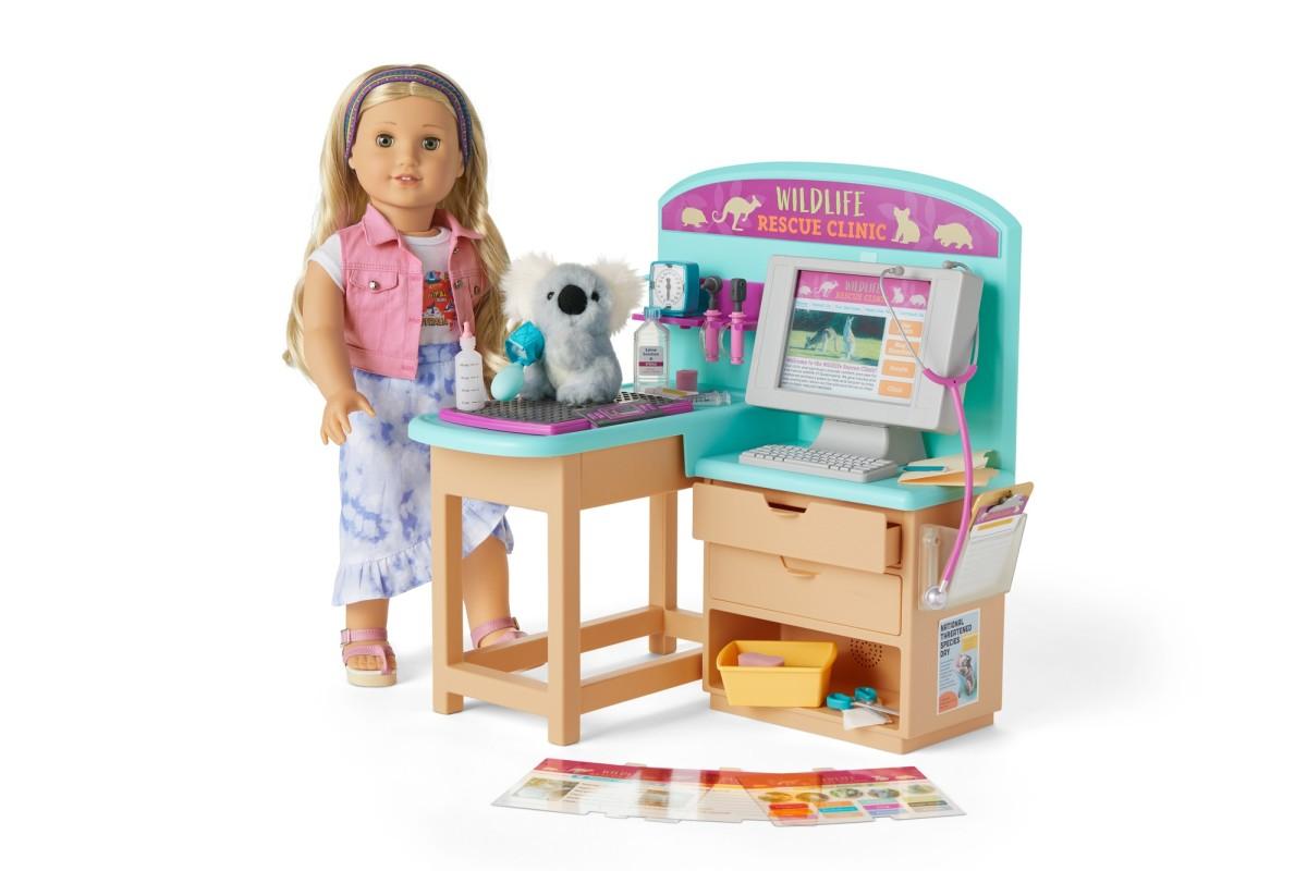 Kira Bailey Doll