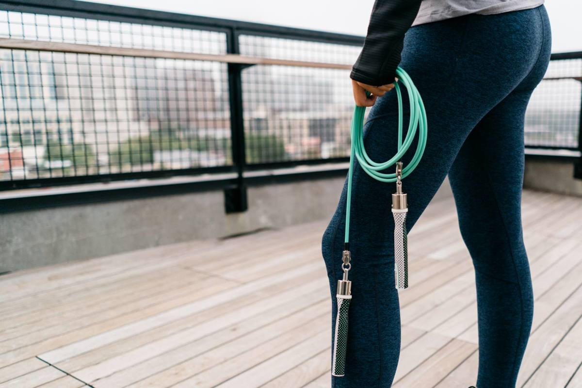 How to get an efficient jump rope workout